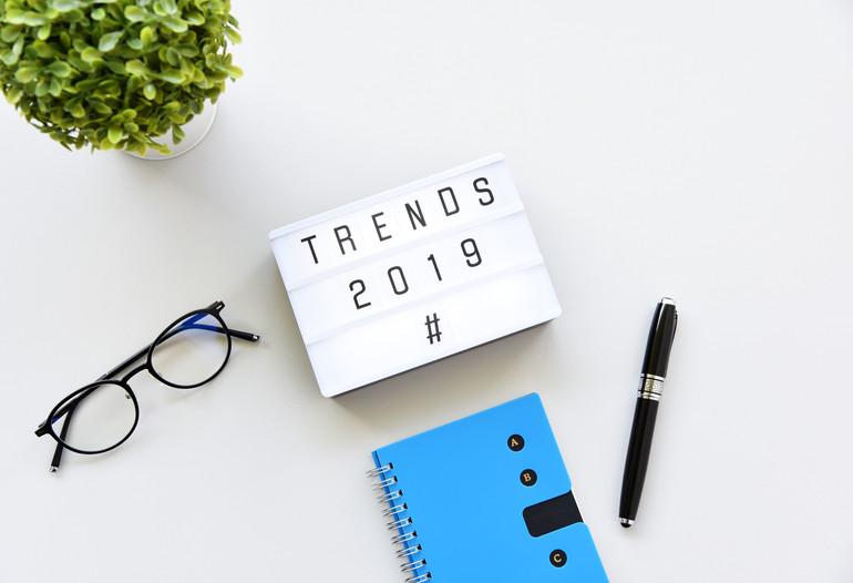 Les tendances de 2019