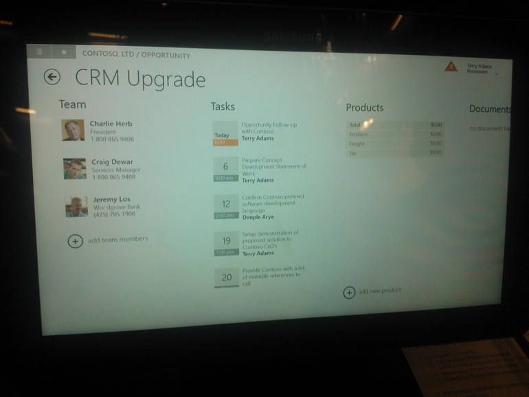 Microsoft Dynamics CRM 2013 - Tasks