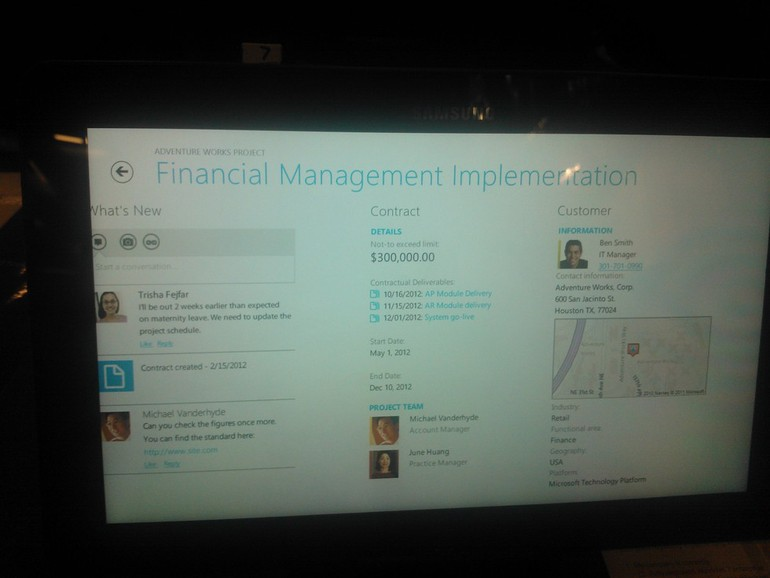 Microsoft Dynamics CRM 2013 - Financial Management Implementation