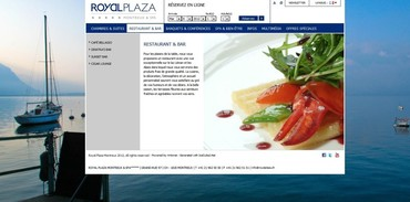 Restaurant & Bar - Royal Plaza