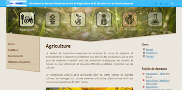 Sol Conseil - Agriculture