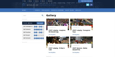 World Of Show Jumping - Gallery