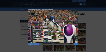 World Of Show Jumping - Buy our photos