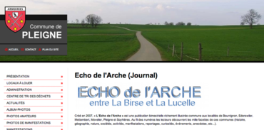 Journal - L'Echo de l'Arche