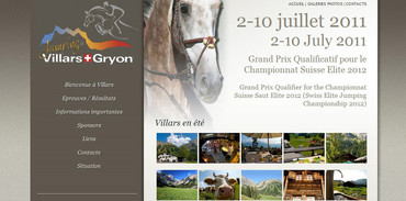 Jumping de Villars-Gryon - Photos