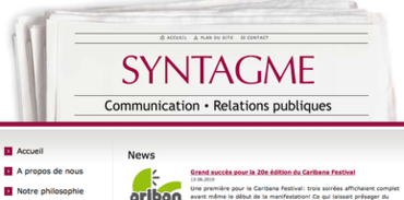 Syntagme - Agence de Communication