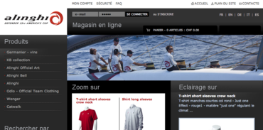 Alinghi Shop
