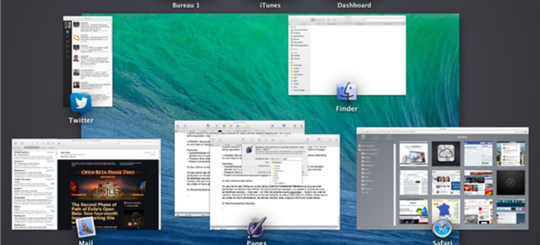 Apple publie la nouvelle version de Mavericks